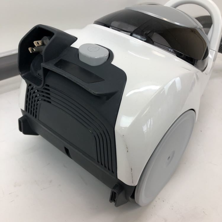 三菱 紙パック式タービンブラシ エディオンオリジナル Be-K モノトーン TC-FX55E2-H 15年製_画像5