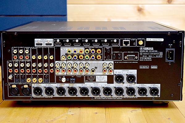 ES9016Sを2機(全チャンネル分)搭載