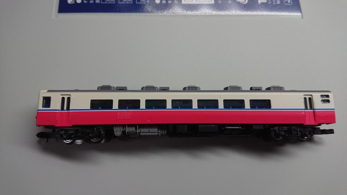 TOMIX スハフ14 200 ムーンライト九州 ライト点灯_画像1