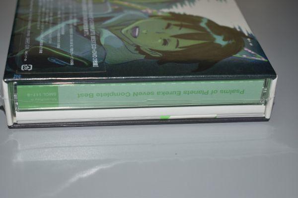 1G30★未開封 期間生産限定 交響詩篇エウレカセブン COMPLETE BEST CD+DVD2枚組_画像6