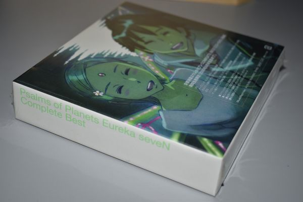 1G30★未開封 期間生産限定 交響詩篇エウレカセブン COMPLETE BEST CD+DVD2枚組_画像4