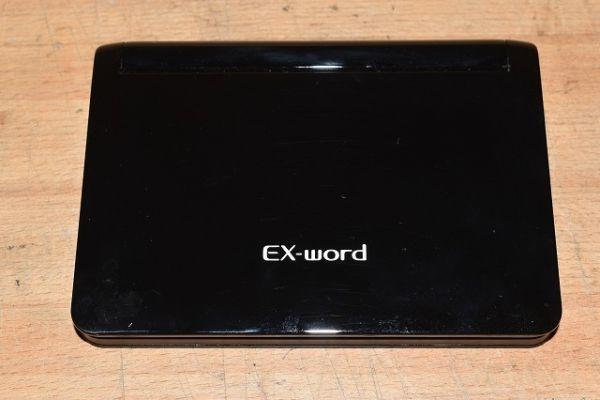 2B52★ CASIO EX-word DATA PLUS7 XD-N6100 カラー電子辞書_画像8