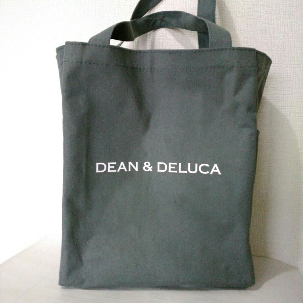 雑誌付録 DEAN & DELUCA バッグ