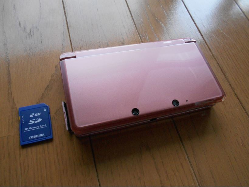 Nintendo 任天堂 ニンテンドー 3DS本体 ピンク_画像5
