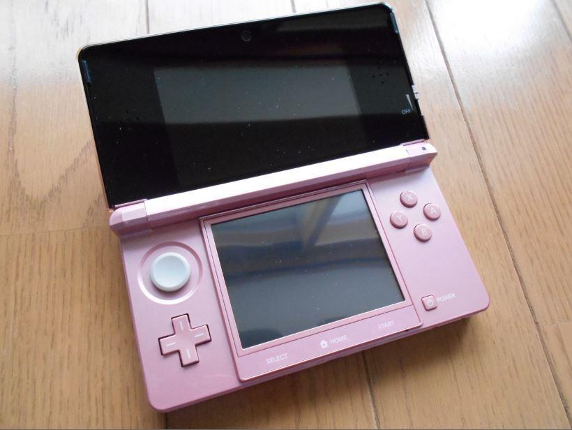 Nintendo 任天堂 ニンテンドー 3DS本体 ピンク