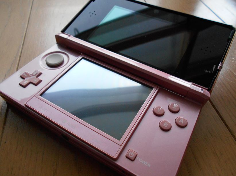 Nintendo 任天堂 ニンテンドー 3DS本体 ピンク_画像2