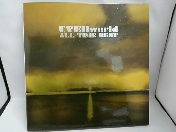UVERworld CD ALL TIME BEST(完全生産限定盤)(LPサイズジャケット仕様)_画像1