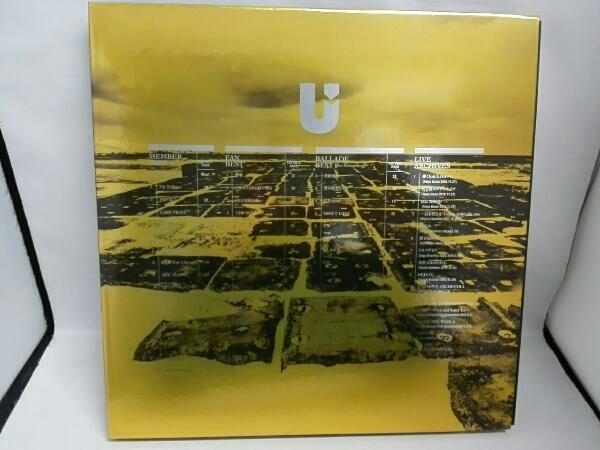 UVERworld CD ALL TIME BEST(完全生産限定盤)(LPサイズジャケット仕様)_画像2