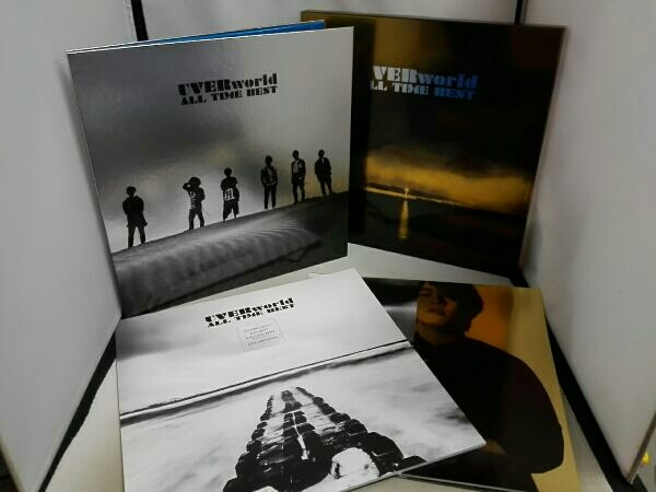 UVERworld CD ALL TIME BEST(完全生産限定盤)(LPサイズジャケット仕様)_画像3