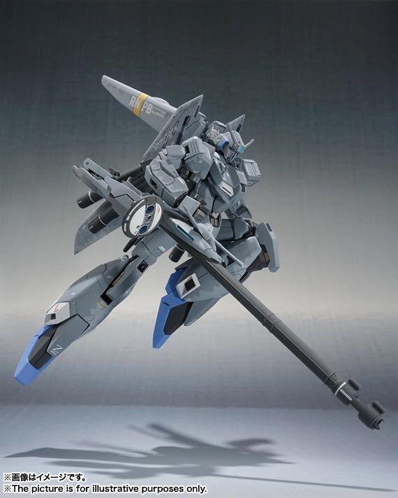 新品未開封 送料安め METAL ROBOT魂 (Ka signature) ゼータプラス C1 ガンダムセンチネル_画像5
