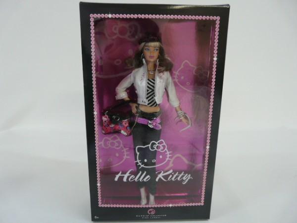 Hr49 Matel マテル Barbie Collector lPink Label Hello Kitty バービーキティドール バービーコレクター ピンクラベル L4687