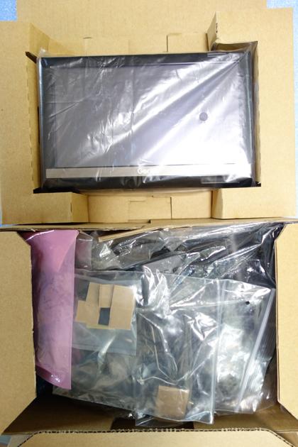 ★☆★ 地デジフルセグ内蔵 ゴリラ NV-SD650FT ポータブルナビ6.2V型 中古美品 ☆★☆_画像9