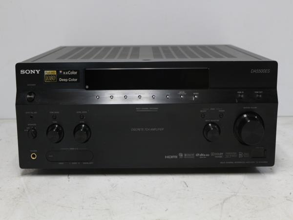 4060 SONY AVアンプ TA-DA5500ES