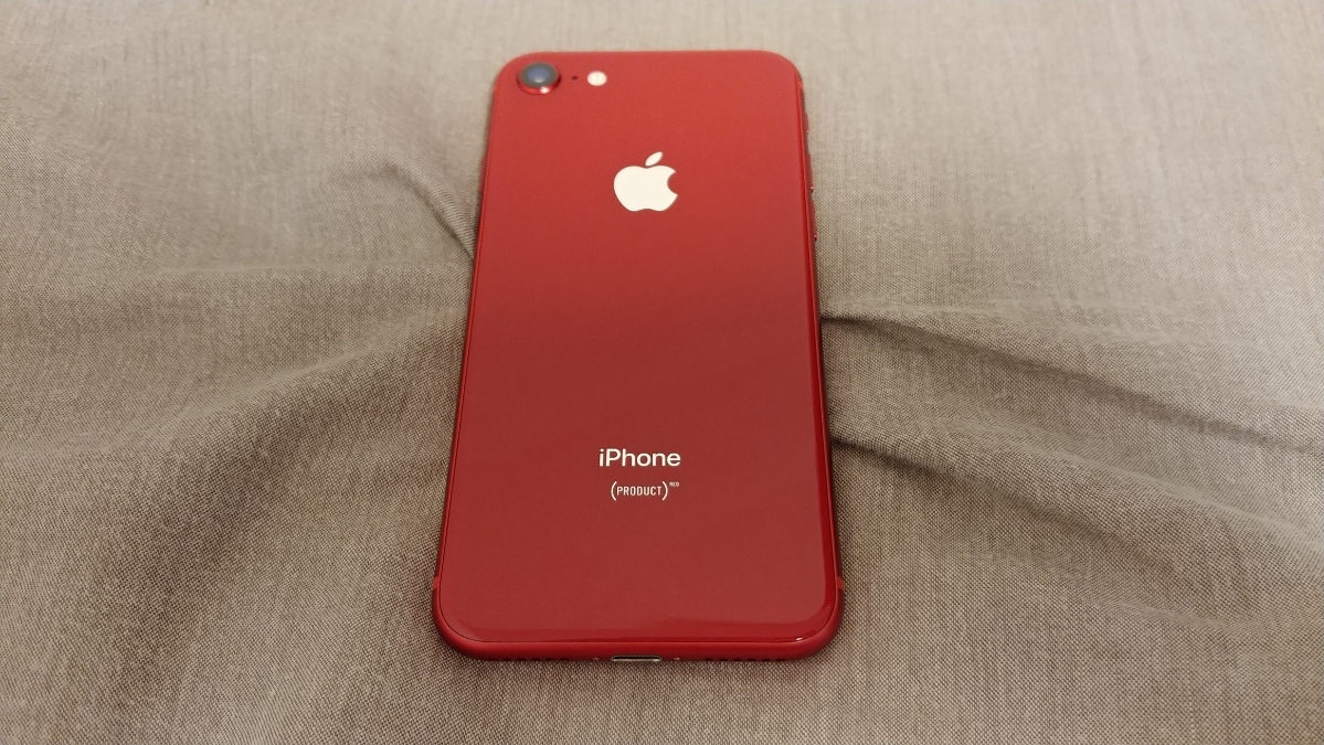 iPhone8 64GB Red MRRY2J/A