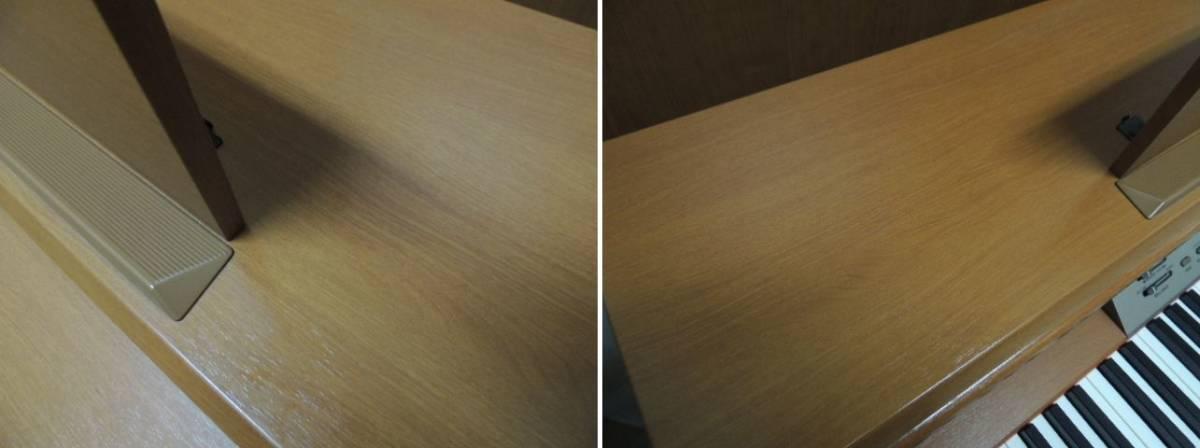 【発送不可/引取り限定】椅子付き YAMAHA ヤマハ 電子ピアノ YDP-223 イス付き【埼玉県】_画像7
