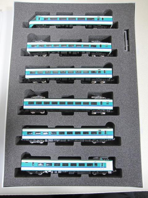 鉄道模型 TOMIX トミックス JR381系 特急電車(くろしお) 92727 基本セット + 92728 増結セット Nゲージ_画像2