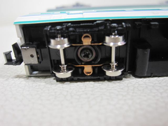 鉄道模型 TOMIX トミックス JR381系 特急電車(くろしお) 92727 基本セット + 92728 増結セット Nゲージ_画像7