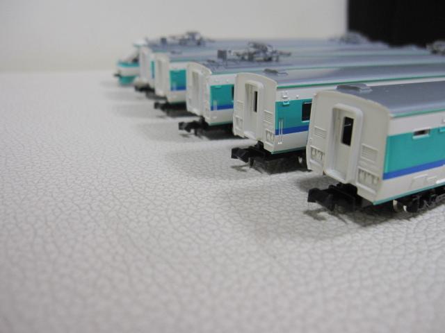 鉄道模型 TOMIX トミックス JR381系 特急電車(くろしお) 92727 基本セット + 92728 増結セット Nゲージ_画像5