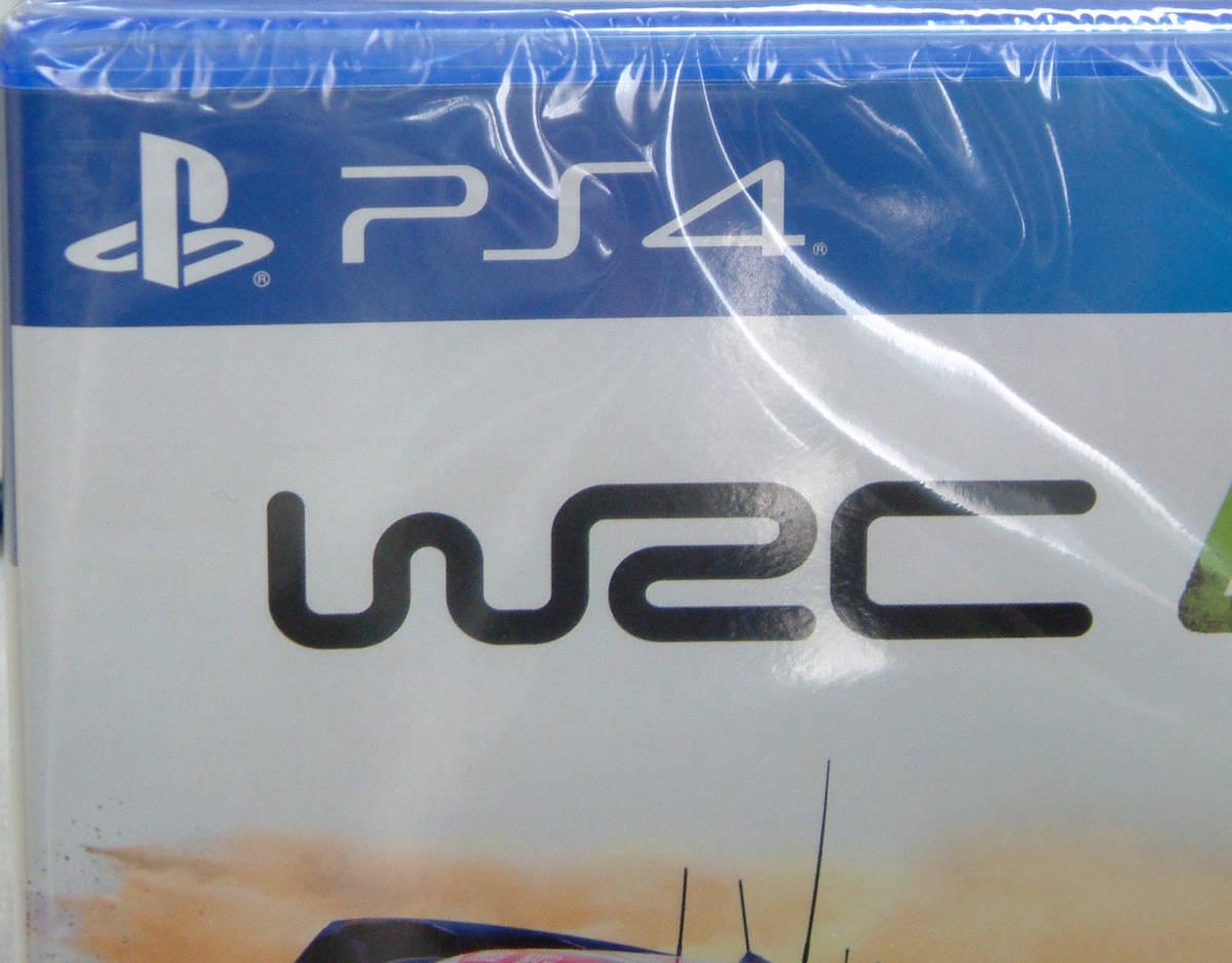 送料140円●新品訳アリ PS4 WRC 6 海外版 / FIAオフィシャル ラリー シム_画像3