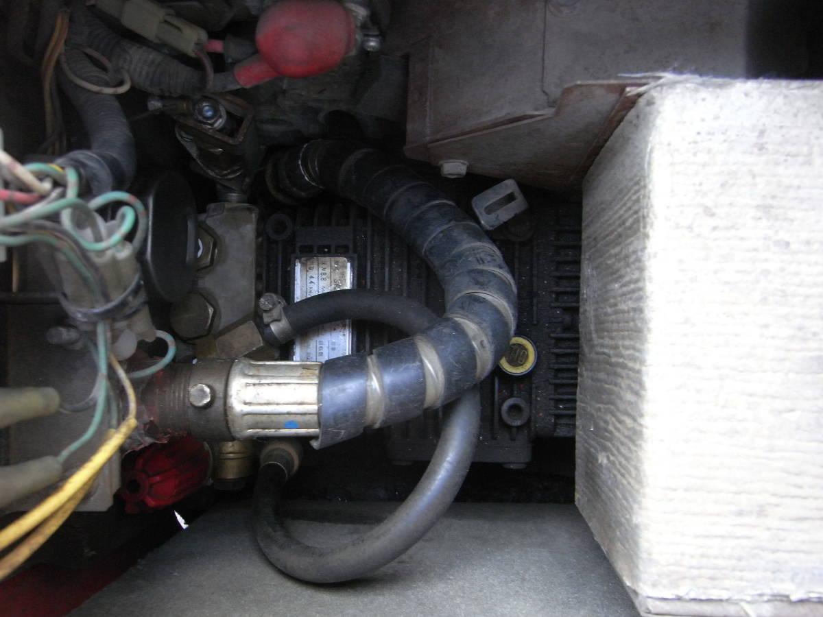 防音エンジン高圧洗浄機 圧力60kgf/cm2 スーパー工業 SEN-3006SS2 フルセット #1196/1215_画像9