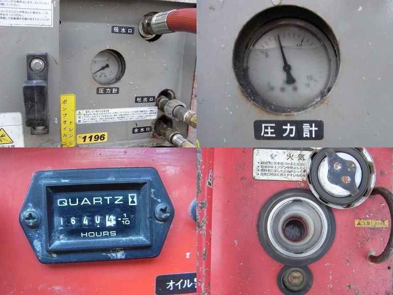 防音エンジン高圧洗浄機 圧力60kgf/cm2 スーパー工業 SEN-3006SS2 フルセット #1196/1215_画像8
