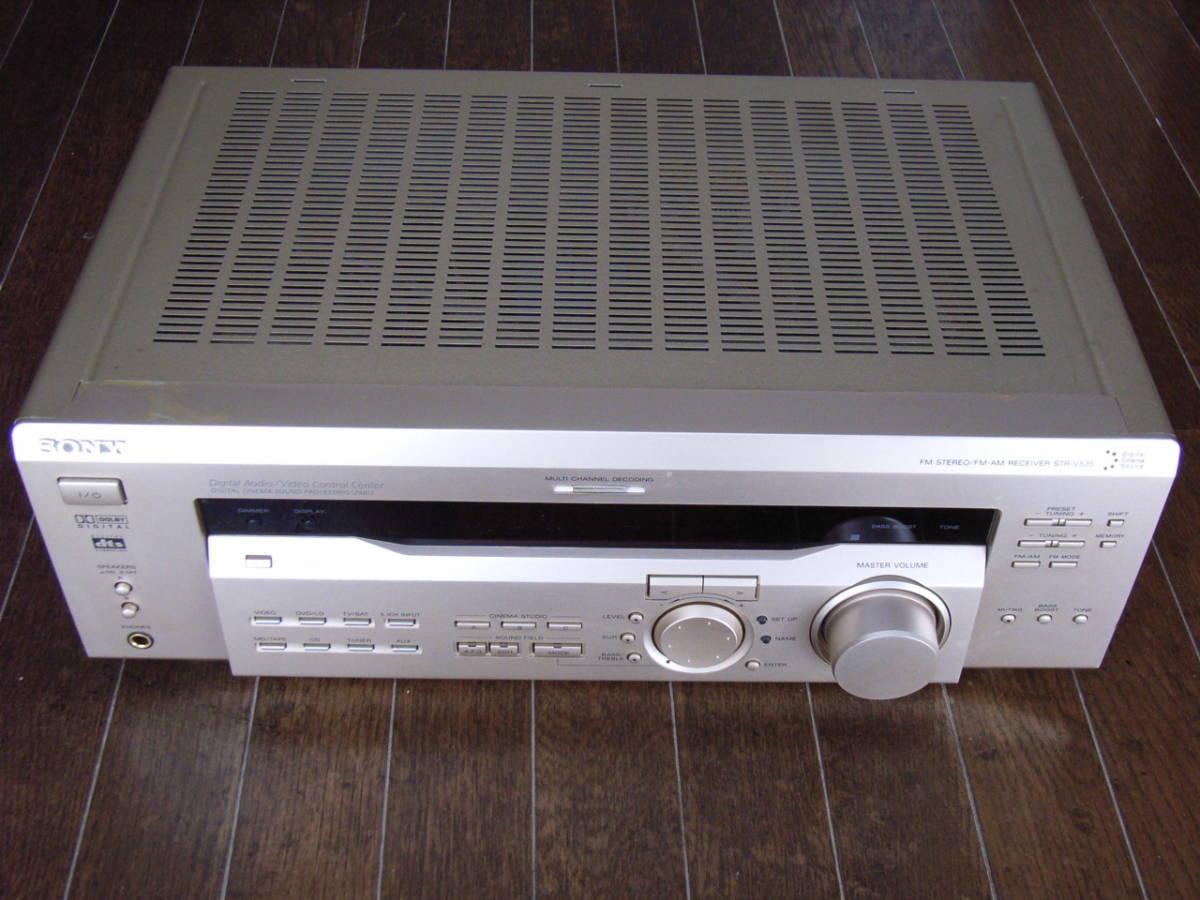 SONY ソニー AVアンプ STR-V535_画像1