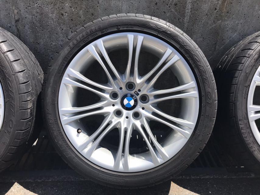 BMW純正ホイール_画像4