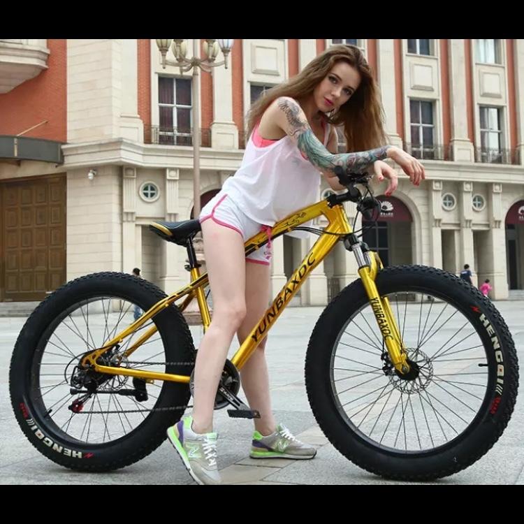完全売り切り 新品 ファットバイク ビーチクルーザー 電動 アシスト 自転車 ロード クロス バイク 競輪 セグウェイ マウンテンバイク _画像7