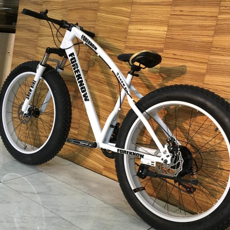 完全売り切り 新品 ファットバイク ビーチクルーザー 電動 アシスト 自転車 ロード クロス バイク 競輪 セグウェイ マウンテンバイク _画像3