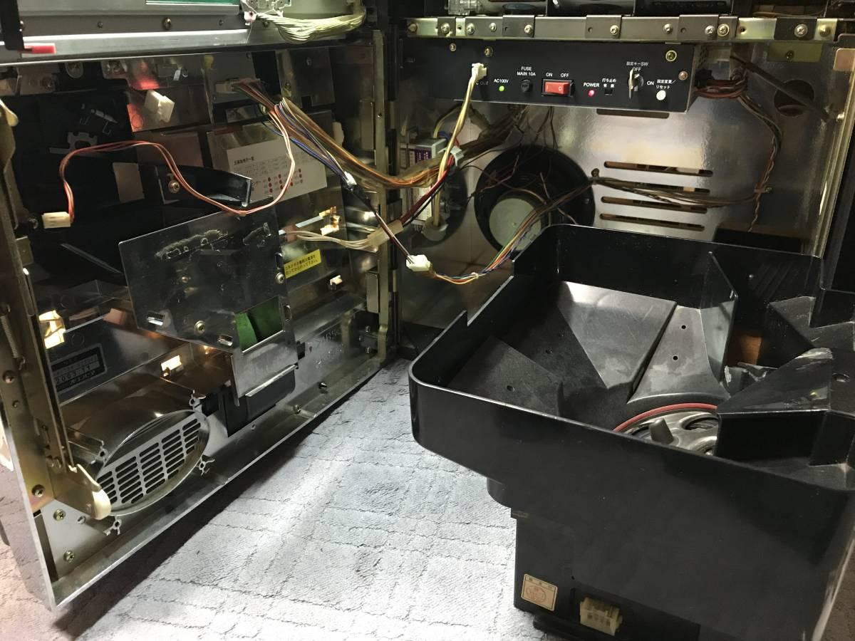 オリンピア 南国育ち 4号機 パチスロ実機 家庭用電源可 不要機付き