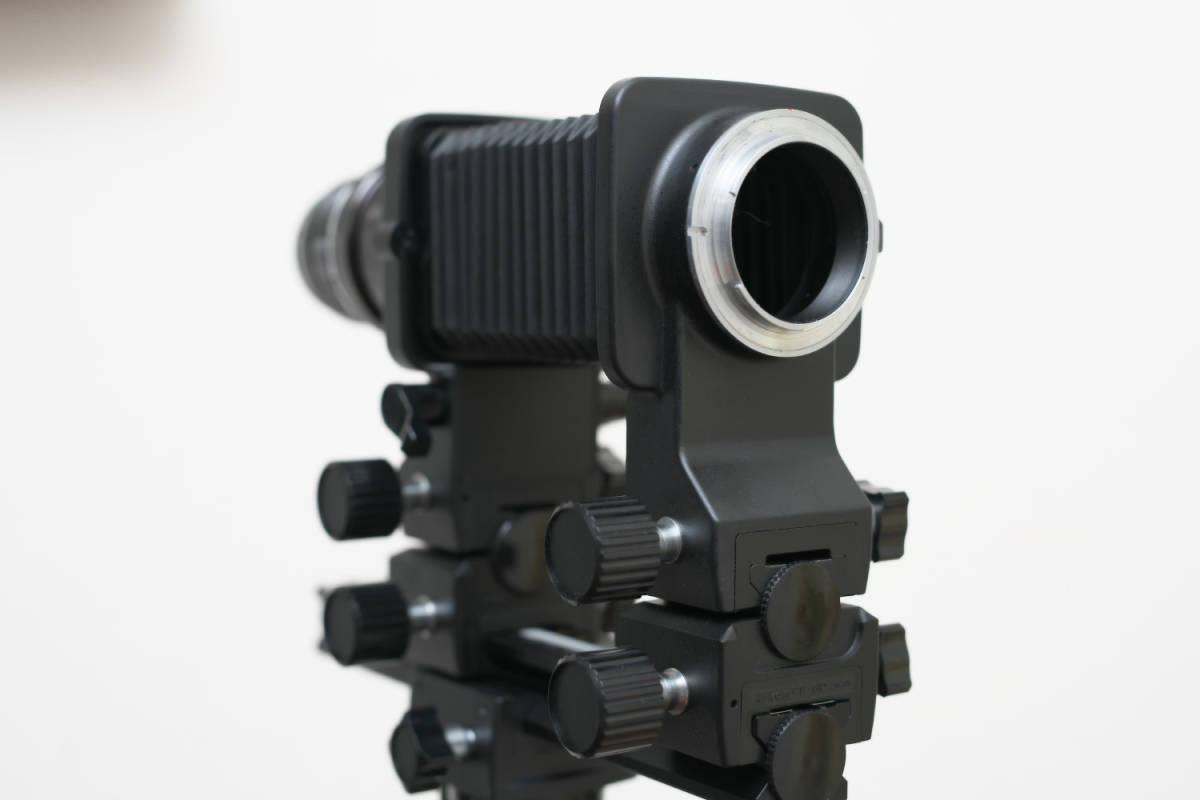 超美品 産業用ニッコール NIKKOR-Q 135mm f4 ベローズ付き_画像2