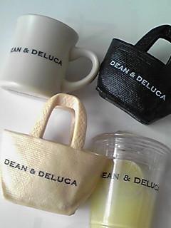 DEAN&DELUCA ディーンアンドデルーカ マグネット8個セット_この4つは綺麗だと思います。