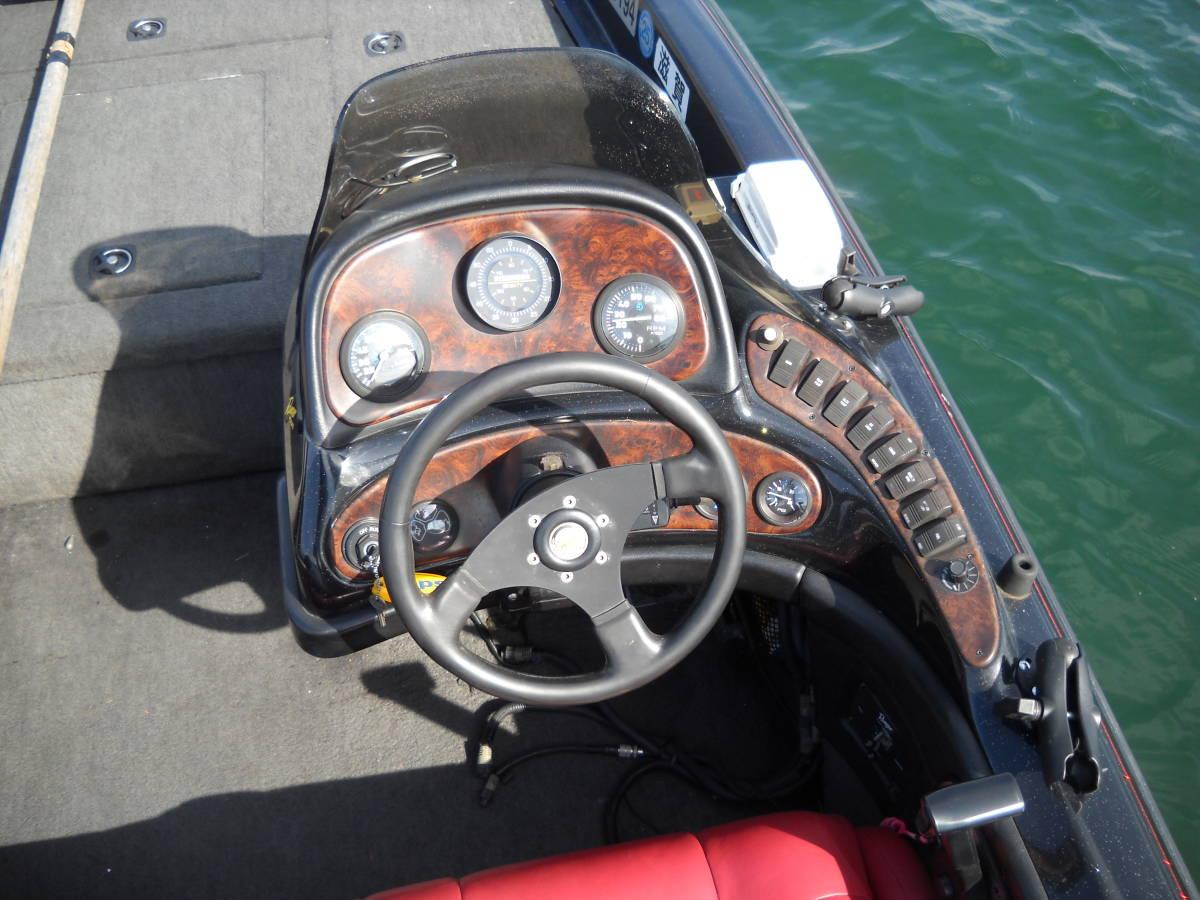 97年式 RANGER BOATS レンジャー バスボート 20フィート_画像4