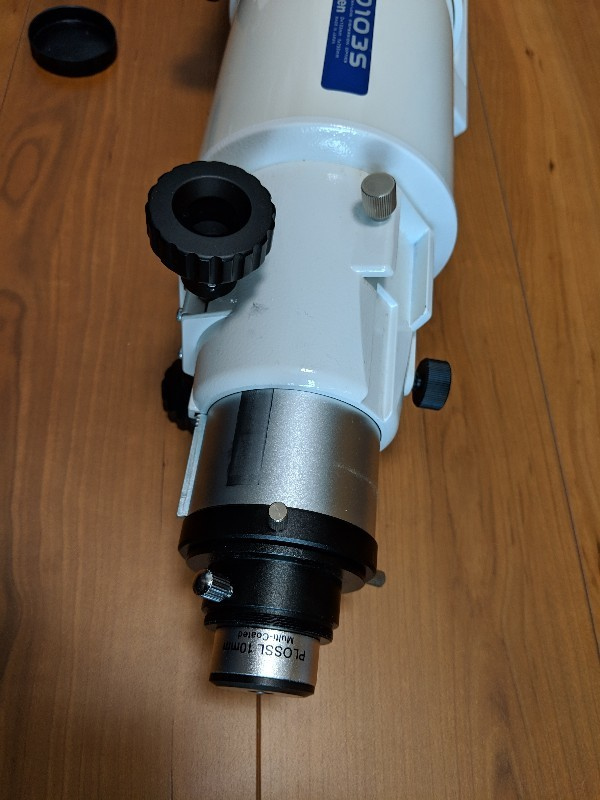 ビクセン ED103S望遠鏡、付属品多数有り_画像3