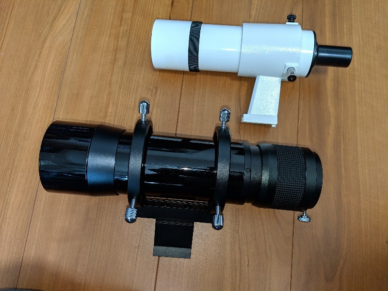 ビクセン ED103S望遠鏡、付属品多数有り_画像8