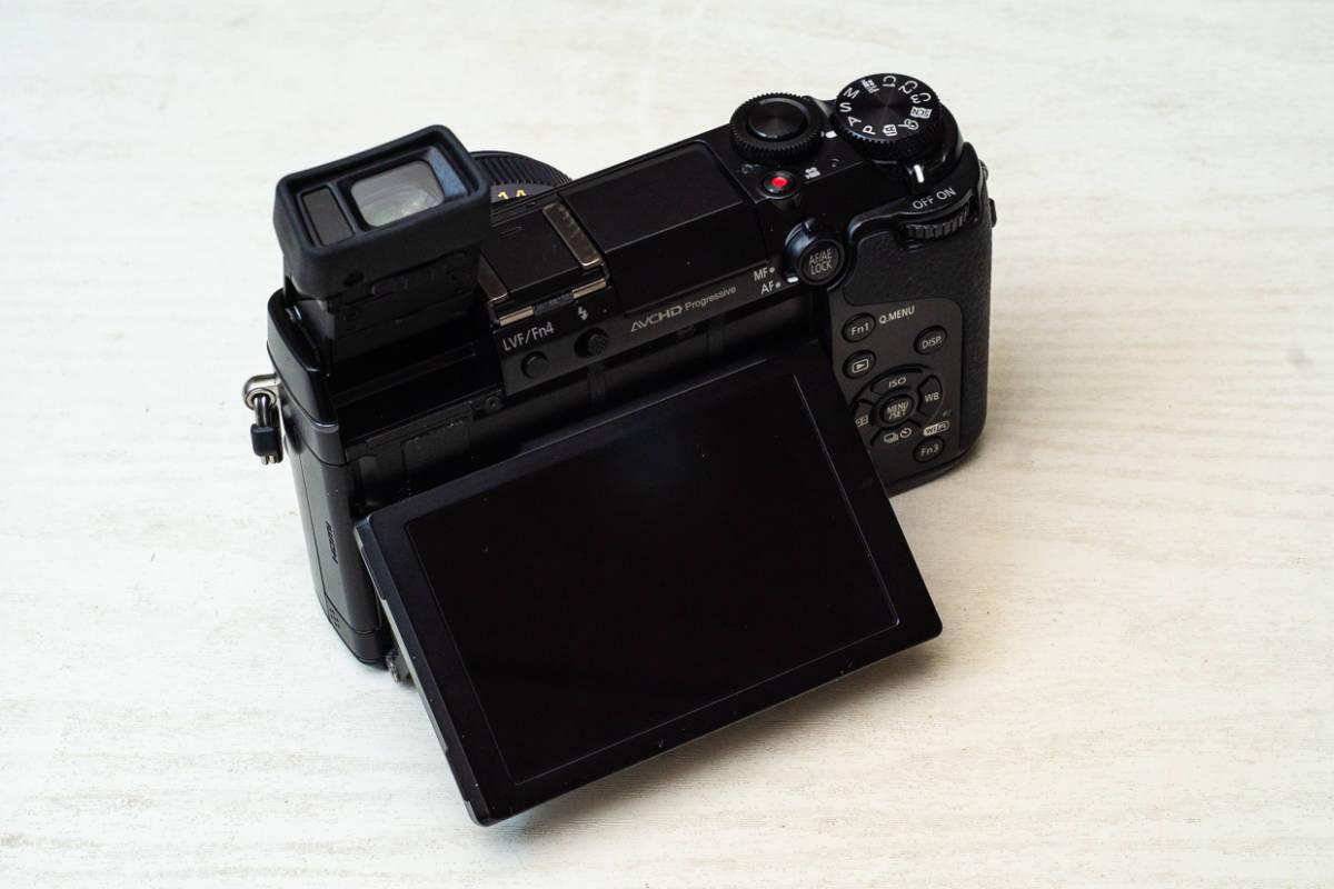 ★マイクロフォーサーズ入門に最適★ Panasonic DMC-GX7+LUMIX G 14mm F2.5 美品セット パナソニック_画像7