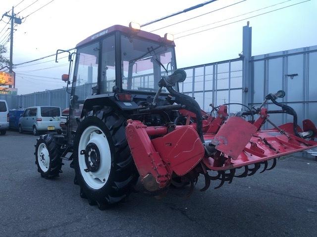 ★☆三菱 MT460  4WD 46馬力  中古トラクター☆★_画像3