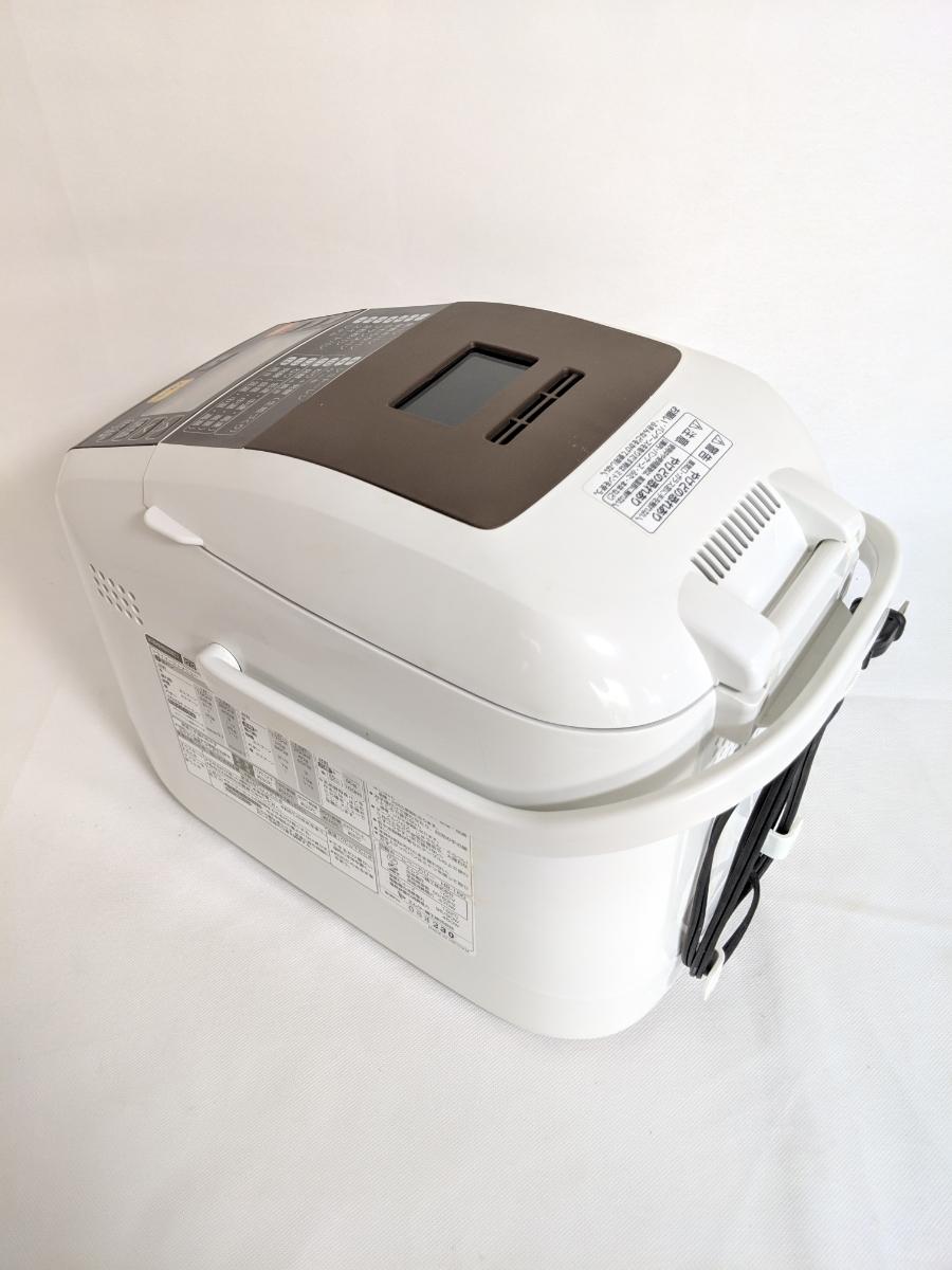 エムケー 自動ホームベーカリー ふっくらパン屋さん 1.5斤タイプ HB-150 _画像5