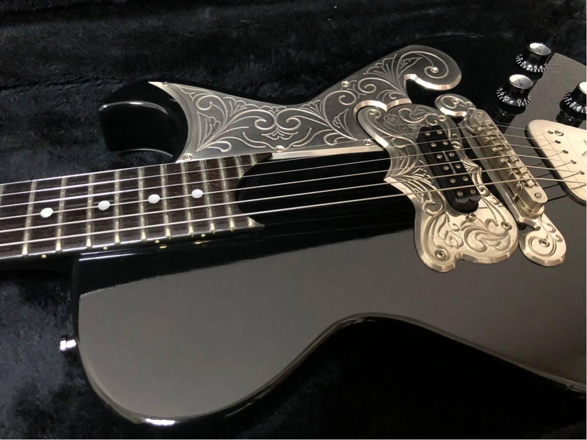 ESP 吉川晃司シグネチャーモデル KⅡ-350 中古品 希少 エレキギター_画像6