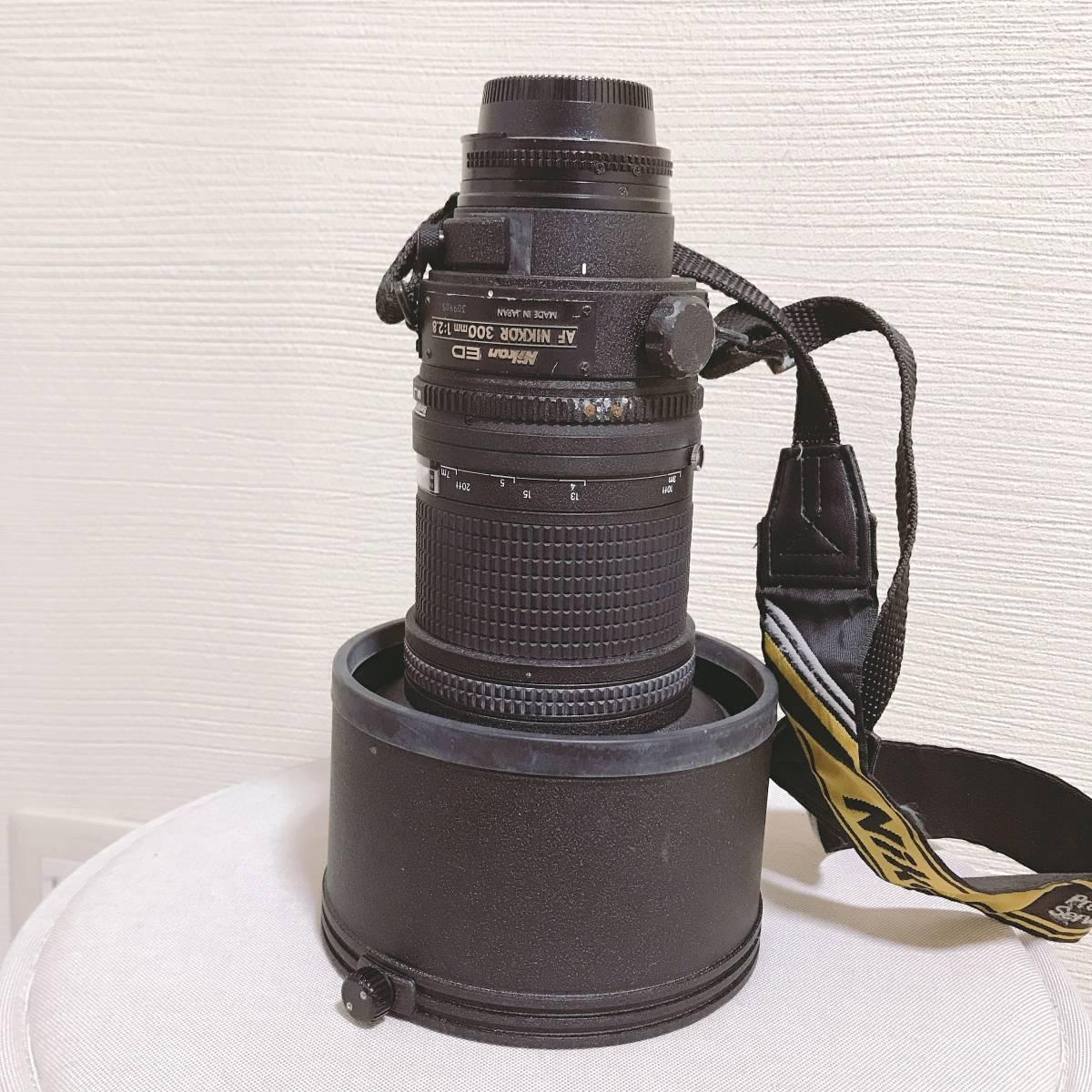 Nikon ED AF NIKKOR 300mm 1:2.8_画像2