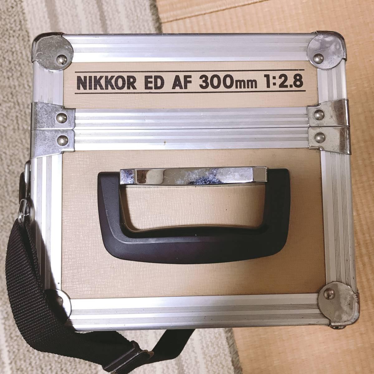 Nikon ED AF NIKKOR 300mm 1:2.8_画像10