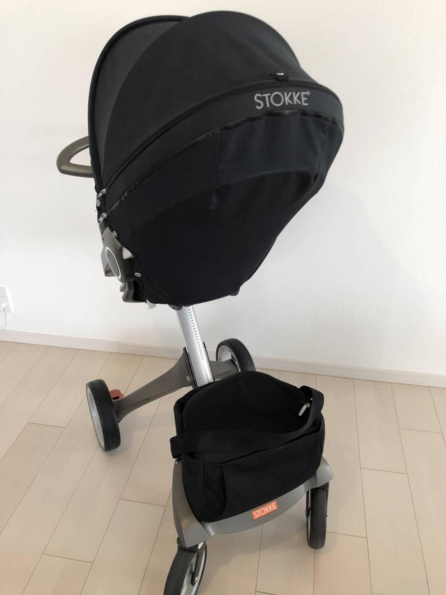 STOKKE ストッケ XPLORY エクスプローリー ベビーカー 直接取り引きok /エアーバギーマウンテンバギー_画像5