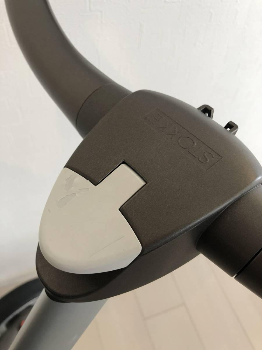 STOKKE ストッケ XPLORY エクスプローリー ベビーカー 直接取り引きok /エアーバギーマウンテンバギー_画像10