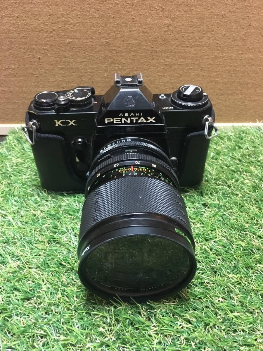 ◆PENTAX 【KX】+【SIGMA 39-80mm 1:3.5】 ジャンク品