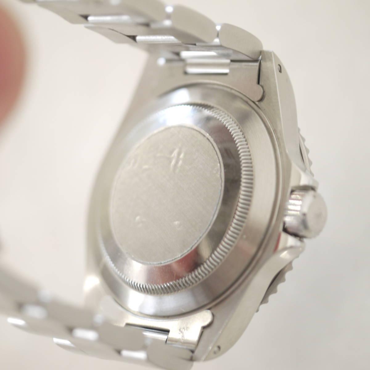 早い者勝ち!! 100%正規品 ROLEX ロレックス サブマリーナ メンズ 自動巻き 腕時計 オートマ 14060M ブラック 黒_画像6
