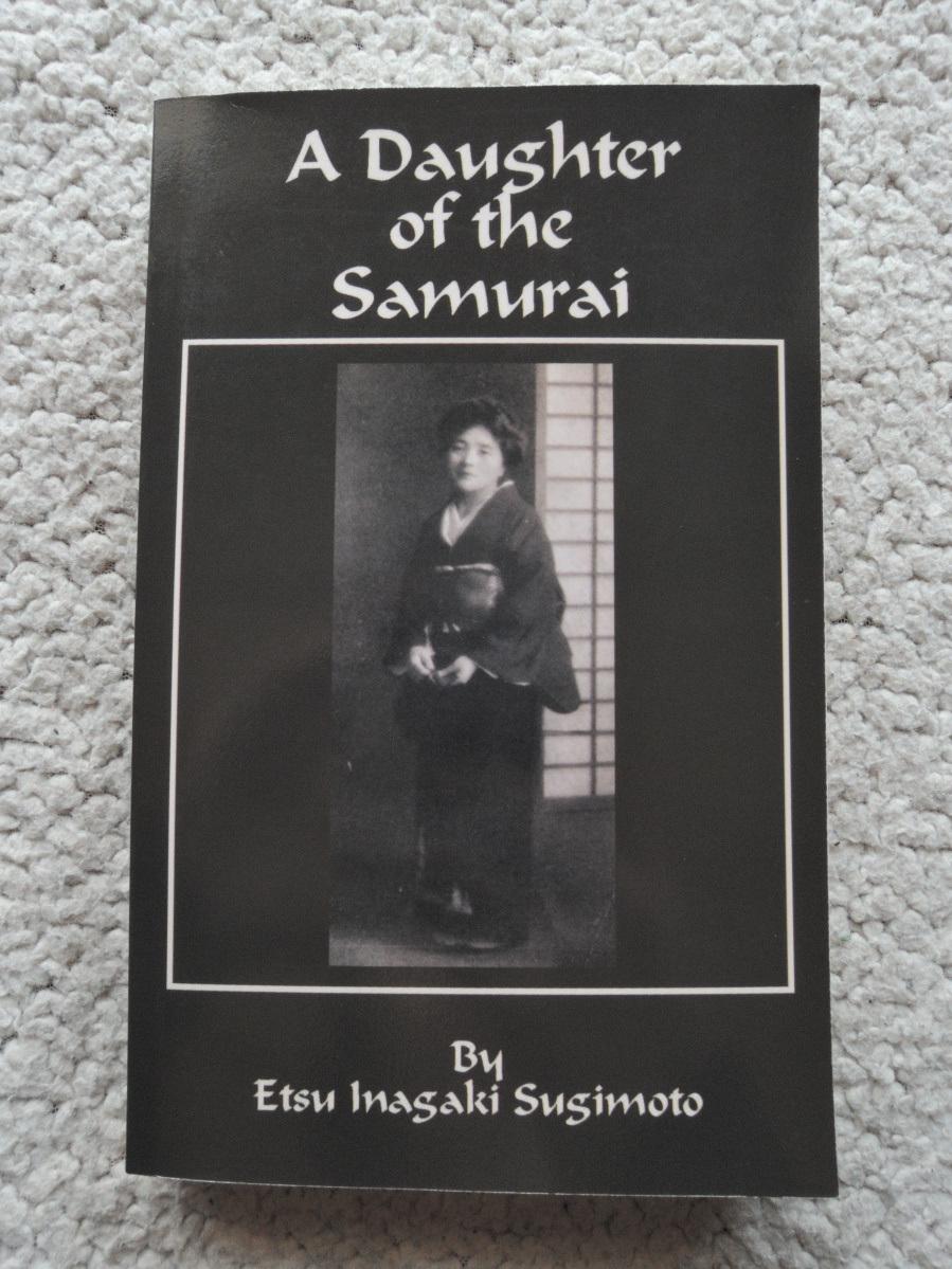 A Daughter of the Samurai By iEtsu Inagaki Sugimoto 杉本鉞子すぎもとえつこ 洋書ペーパーバック_画像1