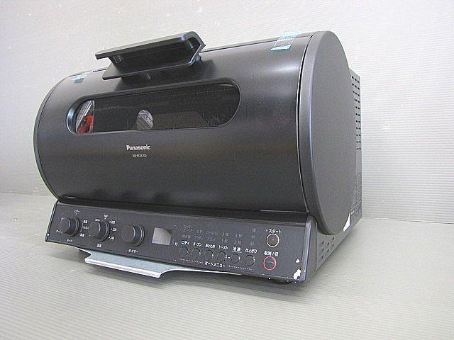 Panasonic ロティサリーグリル&スモーク NB-RDX100-K 未使用品♪2130_画像2