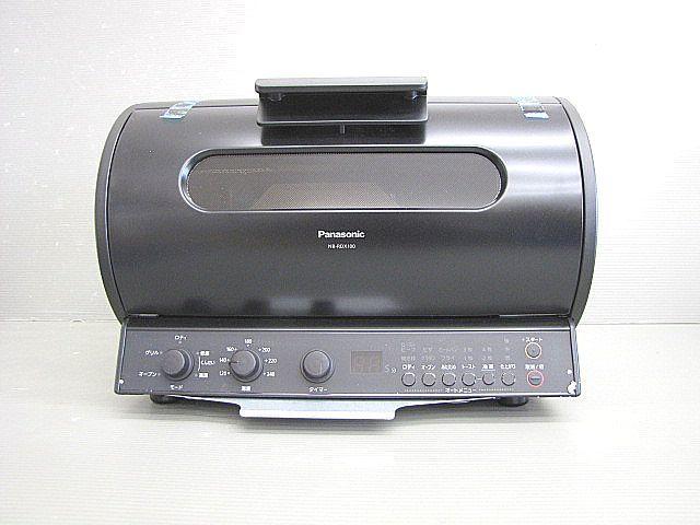 Panasonic ロティサリーグリル&スモーク NB-RDX100-K 未使用品♪2130_画像3