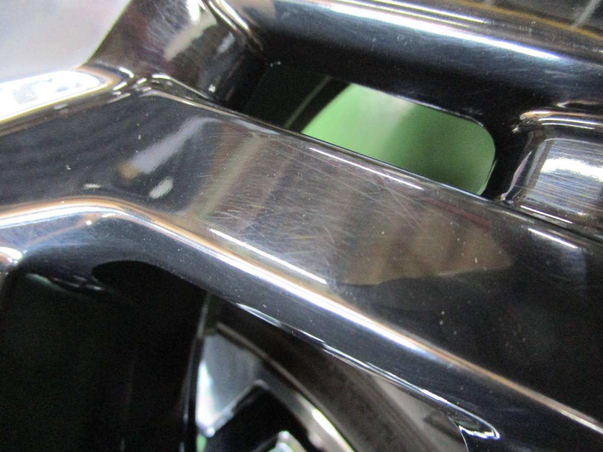 Y2)中古アルミ・タイヤ ダイハツ純正ムーウ゛カスタム 15×4.5J+45 100/4H ハンコック ベンタスV8RS 165/45R15 4本_画像4