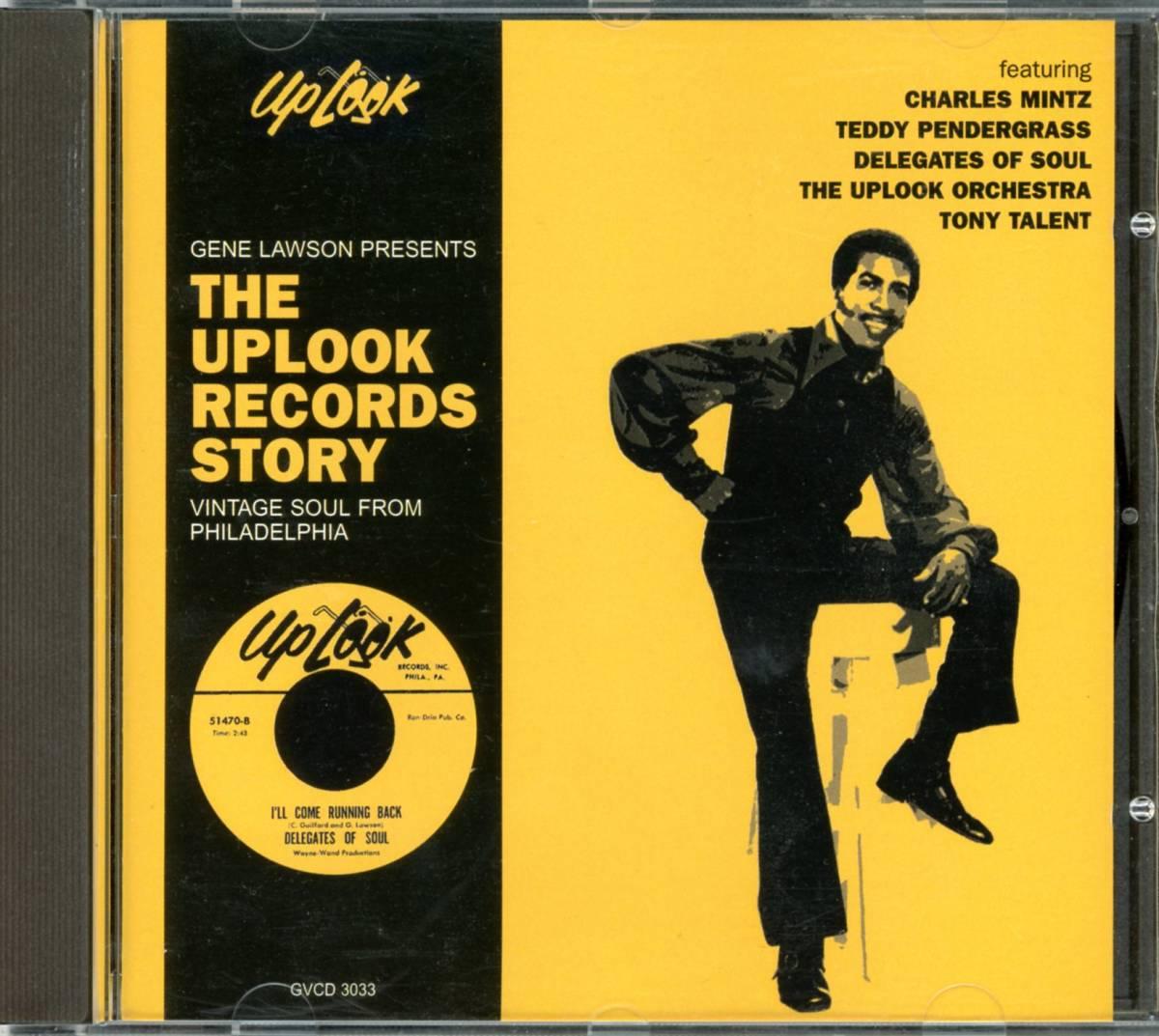 フィリーソウル■V.A. / THE UPLOOK RECORDS STORY (2007) 廃盤 レア音源多数収録!!